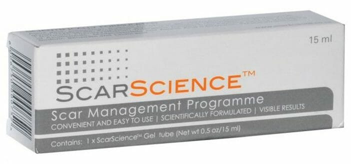 ScarScience – a Unique and Affordable Scar Management Programme