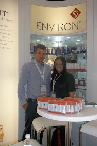 Environ stand