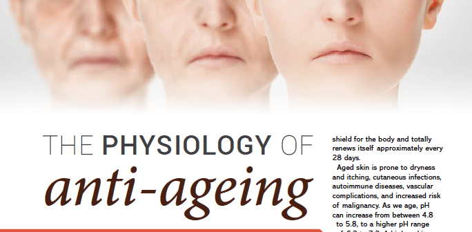 The Physiology of Anti-Ageing