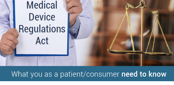 AAMSSA  Report: The new medical device regulations act… what you as a patient/consumer need to know
