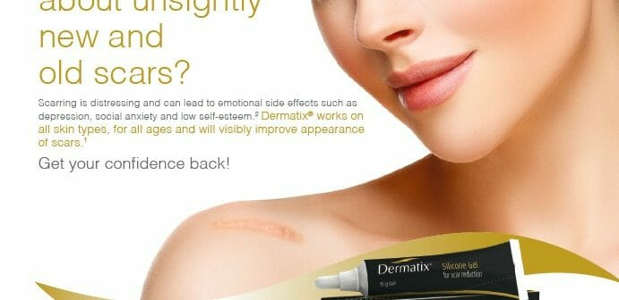 Dermatix®: Concerned About Reducing the Appearance of New and Old Scars?