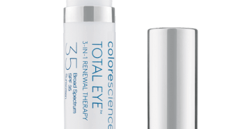NEW Colorescience® Total Eye™ 3-in-1 Renewal Therapy SPF 35