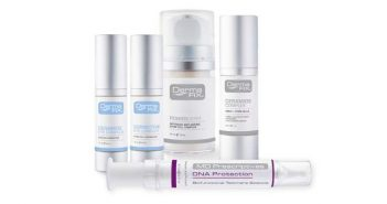 The Stem Cell Range of DermaFix Cosmeceutical Skin Care Products