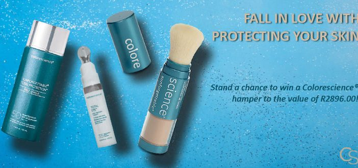 Win a Colorescience® Hamper Valued at Over R2800