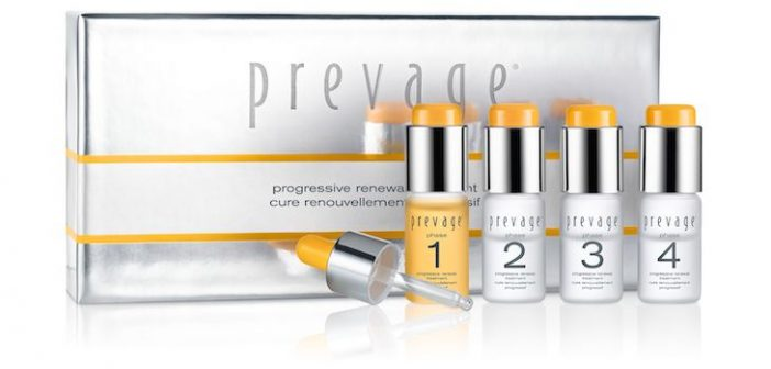 Elizabeth Arden Prevage Progressive Renewal Treatment – See Your Skin Transform Week After Week