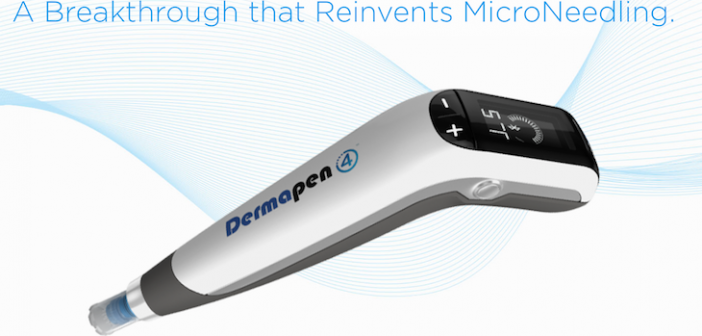 The NEW Dermapen 4