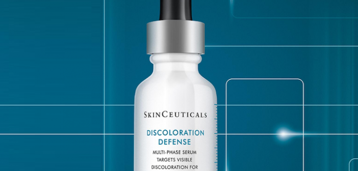 SkinCeuticals Discoloration Defense – Daily Dark Spot Corrector Targets Visible Skin Discoloration for Brighter, More Even-Looking Skin