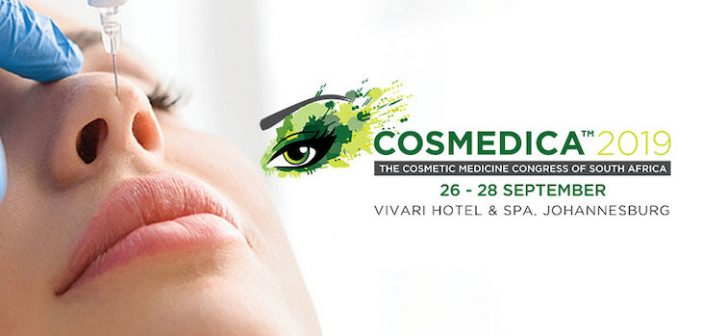 Trade Article: Cosmedica 2019 (Cosmetic Medicine Congress of South Africa)