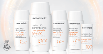 State of The Art Photo-Protection Technology from Mesoestetic