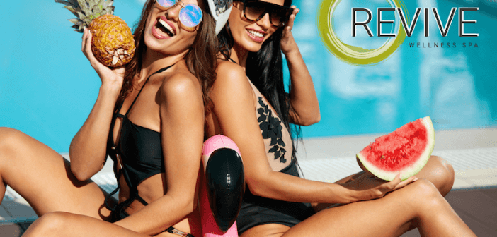 Summer Specials at Revive Wellness Spa