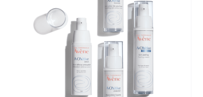 Win the Full NEW A-Oxitive Range from Avène Valued at R1600